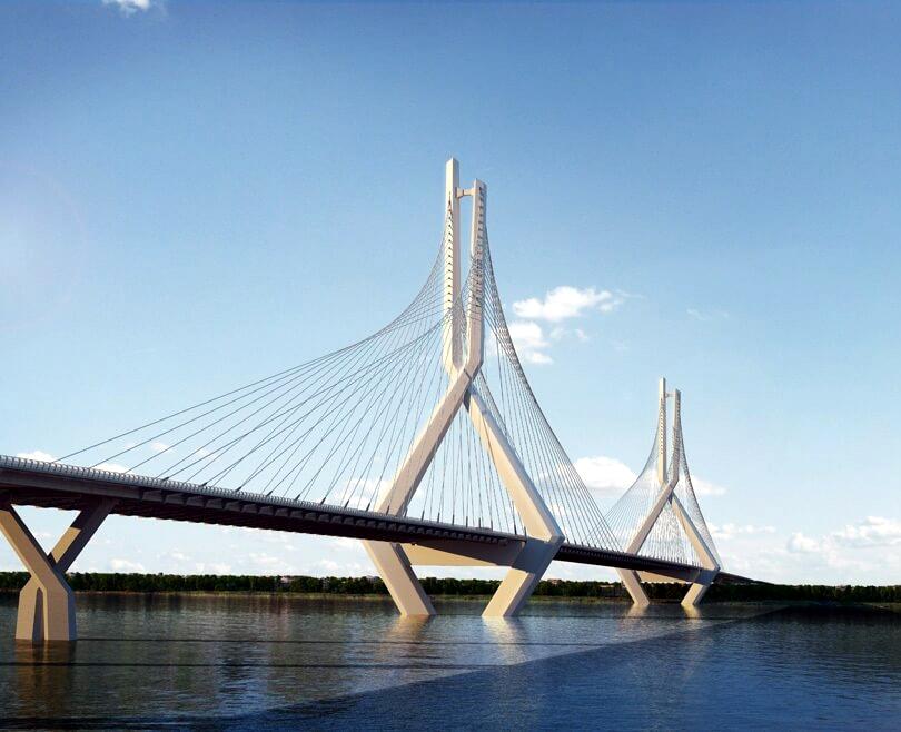 Cầu Tứ Liên và các thông tin cập nhật mới nhất 2021